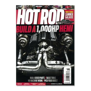 画像: HOT ROD October 2018