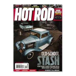 画像: HOT ROD January 2019