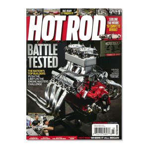 画像: HOT ROD March 2019