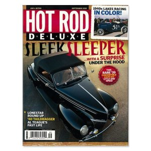 画像: HOT ROD Deluxe September 2019