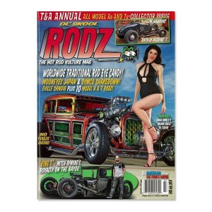 画像: Ol' Skool Rodz No.88 July 2018