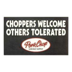画像: PORKCHOP Welcome マット