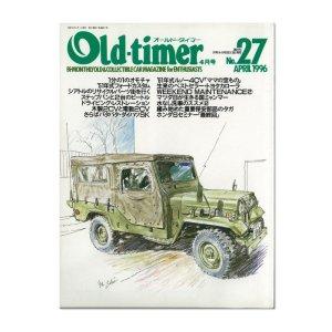 画像: Old-timer (オールド タイマー) No. 27