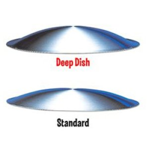 画像: MOON DISCS DEEP DISH 15インチ