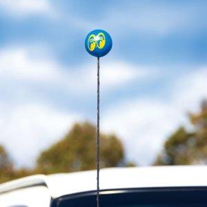 画像: ロイヤル ブルー MOON アンテナ ボール
