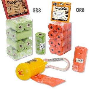 画像: Pet Waste Bags(Refill)set of 8