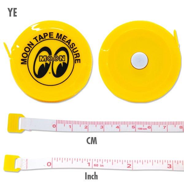 画像4: MOON Tape Measure (ムーン テープ メジャー) (4)