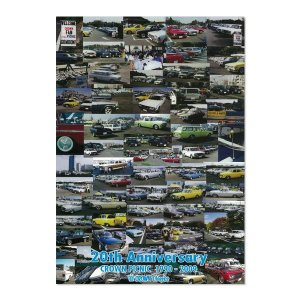 画像: 20th Anniversary MOONEYES Crown Picnic 1990〜2009 イベント ポスター