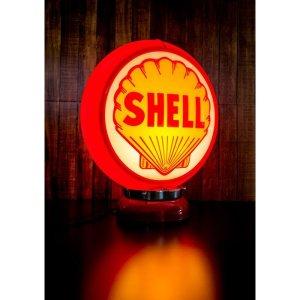 画像: ガス グローブ ランプ