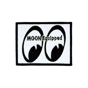 画像: MOON Equipped Vintage Patch (Sサイズ)