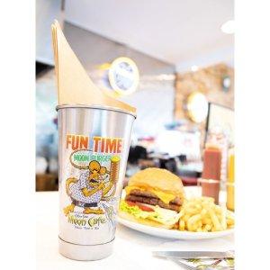 画像: Rat Fink x MOON Cafe ステッカー
