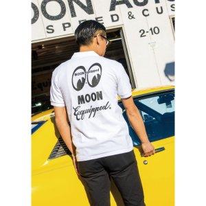 画像: MOON Equipped ポロシャツ