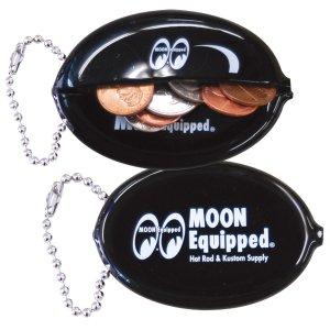 画像: MOON Equipped オーバル コイン ケース