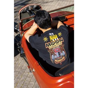 画像: MOON ロードスター Tシャツ