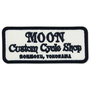 画像: MOON Custom Cycle Shop パッチ