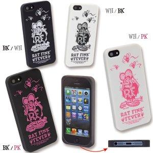 画像: 【50% OFF】Rat Fink iPhone SE/5/5s ジャケットット