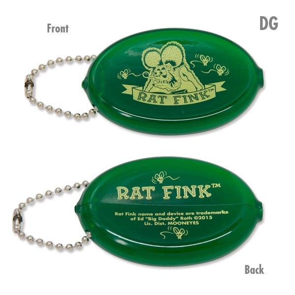 画像3: Rat Fink コインパース (3)