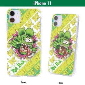 画像: Rat Fink iPhone 11  ハード ケース