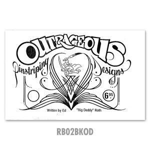 画像: ED ROTH BOOK - OUT RAGEOUS PISTRIP