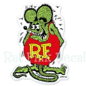 画像: Rat Fink デカール L 20×14cm