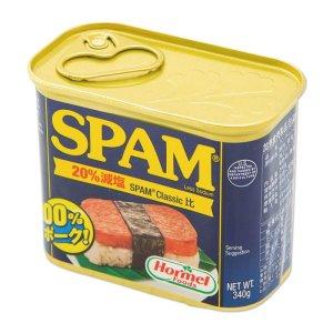 画像: SPAM? (スパム?) Can 340g / Hormel Foods