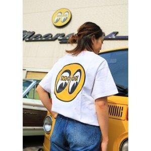 画像: MOON EYEBALL Tシャツ