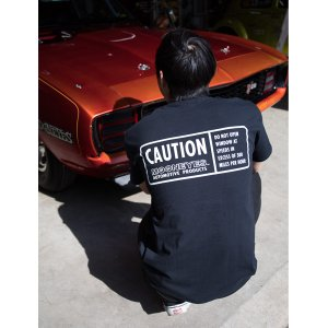 画像: MOON CAUTION T-Shirts