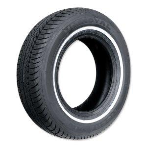 画像: UNIROYAL Tiger Paw Tire 155/80-13
