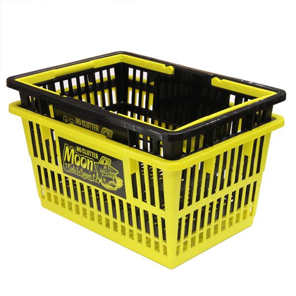 画像: MOONEYES Shopping Basket Small (スモールサイズ)