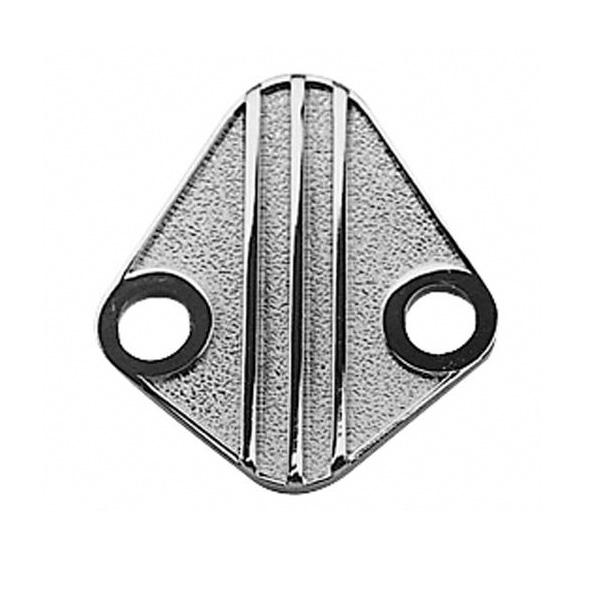 画像1: Fuel Pump Block - Off プレート for BB シェビー (1)